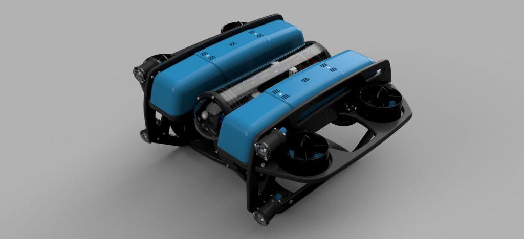 BlueROV2 Render